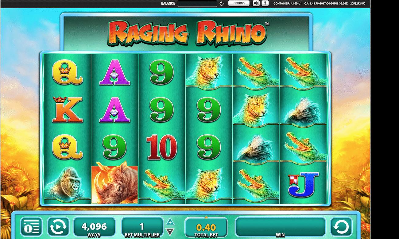 Resorts Casino slots 1