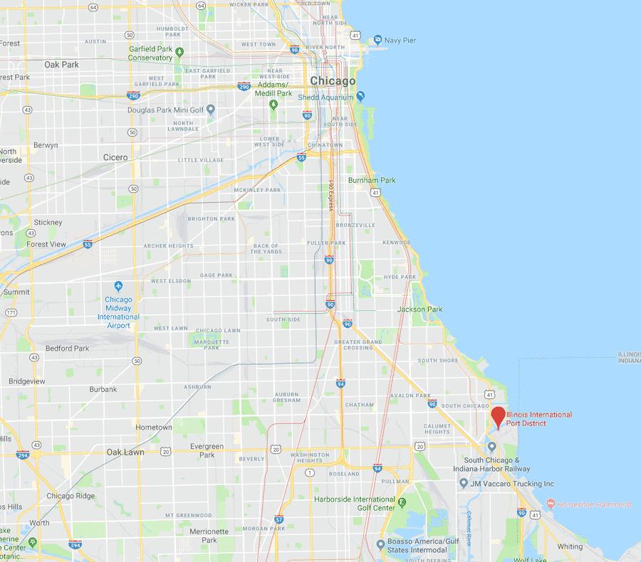 Chicago casino location 3 1