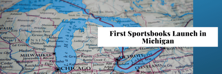First Michigan Sportsbooks Launch Just in Time for March Madness 2020