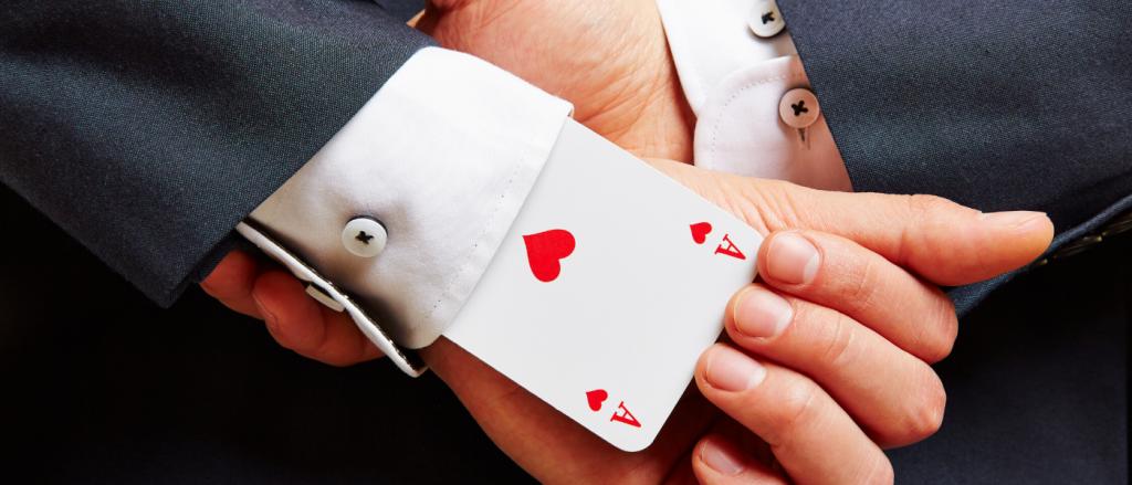 poker publicity scandal